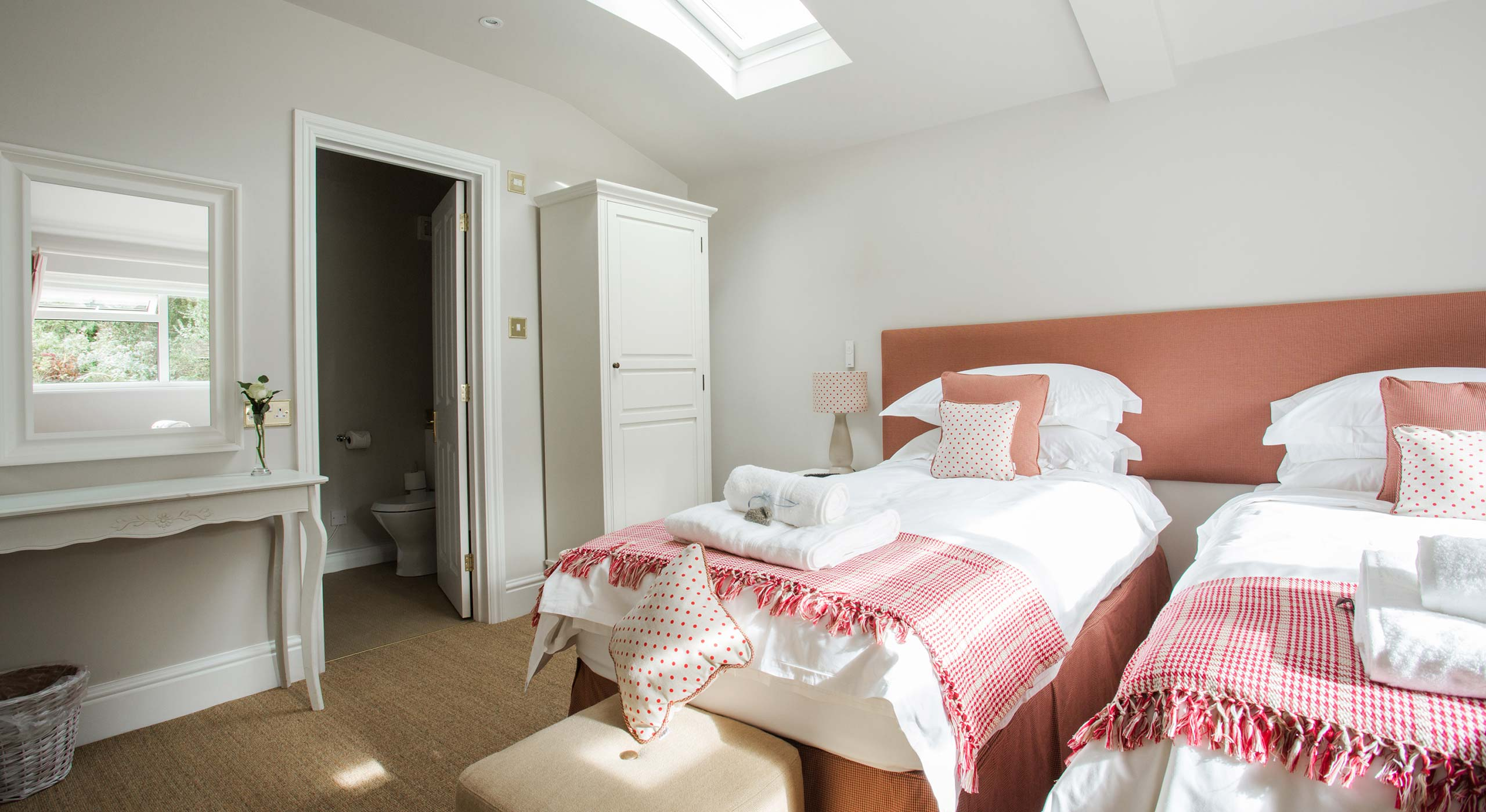 Room One at Grays Boutique B&B Bath 05